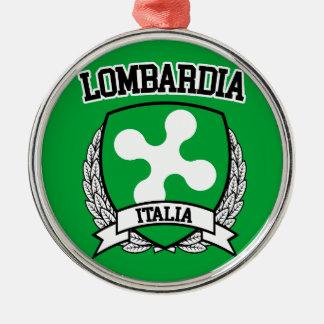 Lombardia Metal Ornament