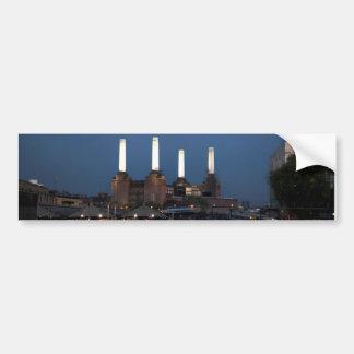 Londo Power Station Bumper Sticker