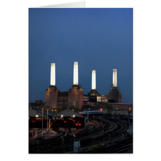 Londo Power Station Card