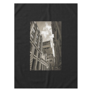 London architecture. tablecloth