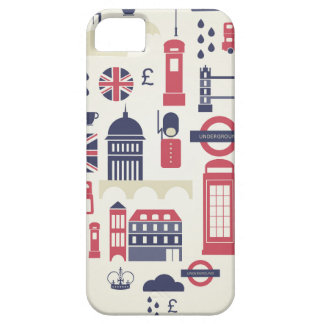 London at Heart iPhone 5 Cases
