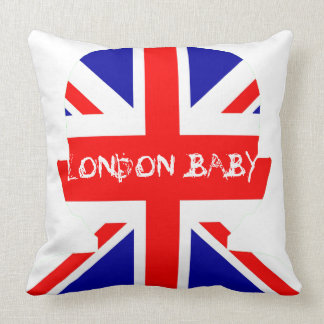 LONDON BABY CUSHION