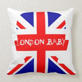 LONDON BABY THROW PILLOW