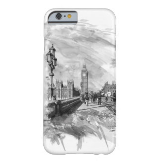 London Barely There iPhone 6 Case