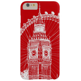 London Barely There iPhone 6 Plus Case