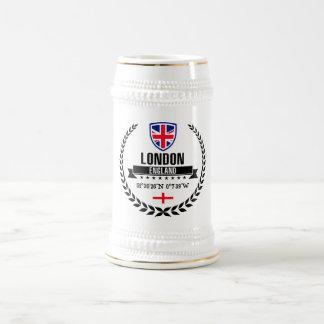 London Beer Stein