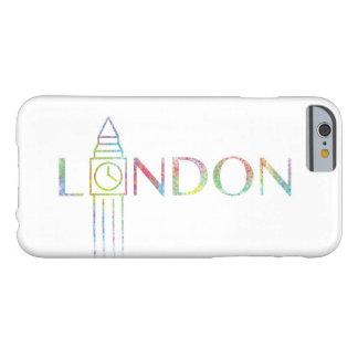 London Big Ben Colour Splash iPhone 6/6s Case