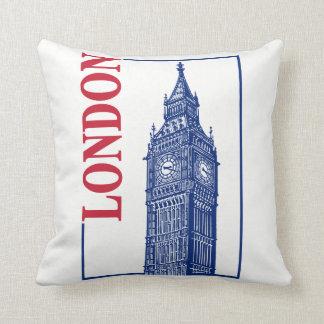London-Big Ben Cushion