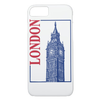 London-Big Ben iPhone 8/7 Case