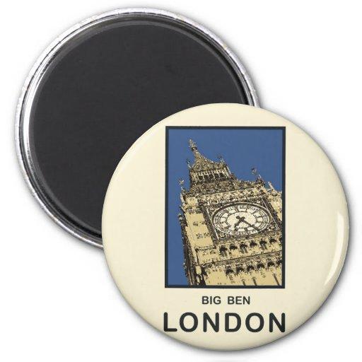 London Big Ben Magnet