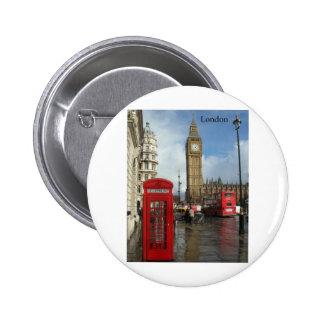 London Big Ben Phone box by St K Pin