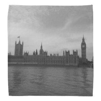 London BigBen & Houses of Parliament Bandana
