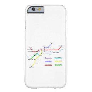 London Bike Map Smartphone Case
