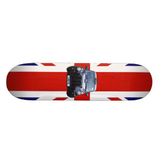 London Black Taxi Cab Skateboards