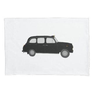 London Black Taxi Pillowcase