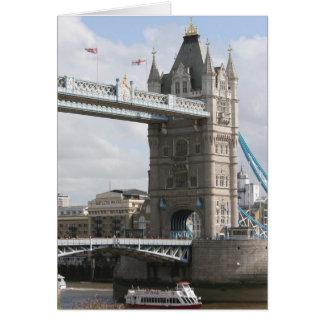 London Bridge Greeting Cards
