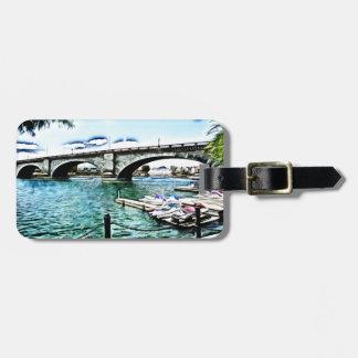 London Bridge in Lake Havasu City, Arizona Luggage Tag