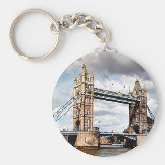 London Bridge Key Ring