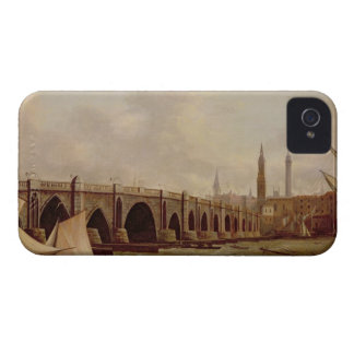 London Bridge (oil on canvas) iPhone 4 Cover