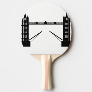 london bridge ping pong paddle