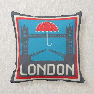 London Bridge with Umbrella Cushion