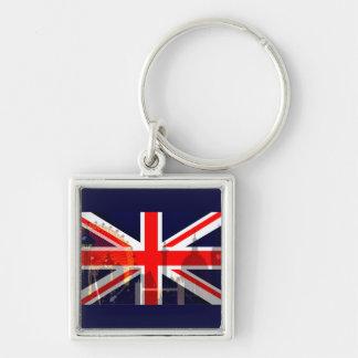London-British Flag_ Key Chains