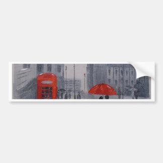 London Bumper Sticker