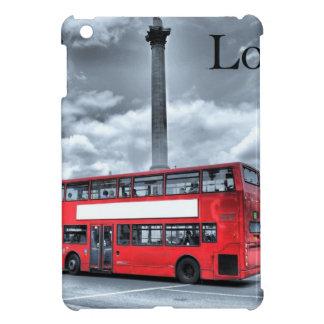 LONDON BUS in Black & White (St.K) iPad Mini Cover