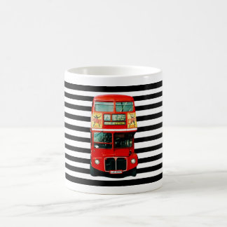 London Bus on a Mug