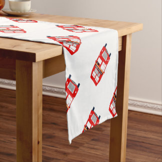 London Bus Table Runner