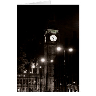 London by Night Card
