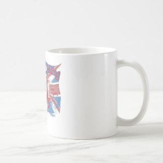 London Calling Basic White Mug