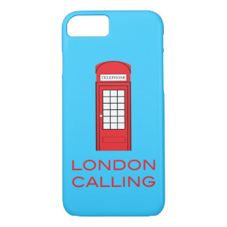 LONDON CALLING iPhone 8/7 CASE