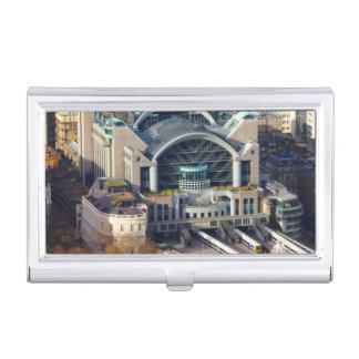 London Cannon Street Station Business Card Holder
