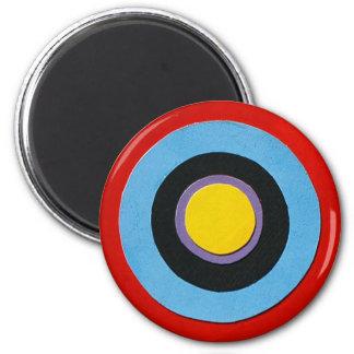 London Circle Magnet