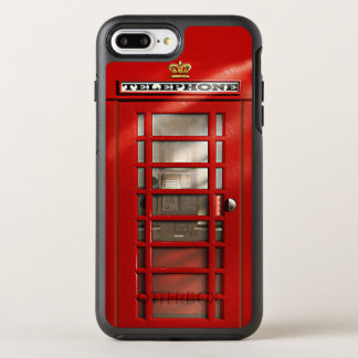 London City British Red Phone Booth