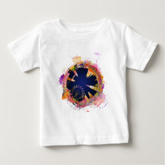 London city skyline baby T-Shirt