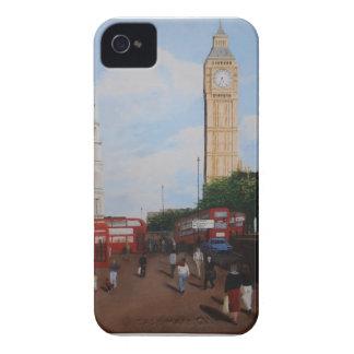 London Corner iPhone 4 Case-Mate Cases