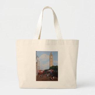 London Corner Large Tote Bag