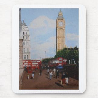 London Corner Mouse Pad