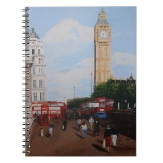 London Corner Notebooks
