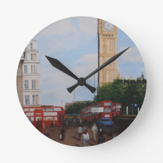 London Corner Wallclocks
