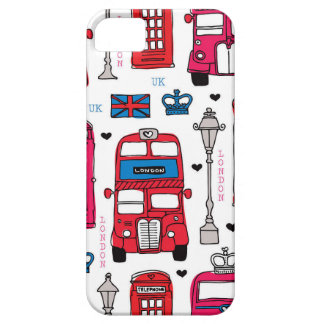 London Design iPhone 5 Covers
