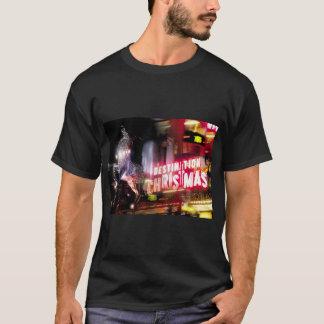 London Destinations Christmas T-Shirt