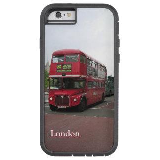 London Double-decker Bus Custom Tough Xtreme iPhone 6 Case