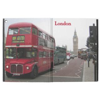 "London Double-decker Bus iPad Pro 12.9"" Case"