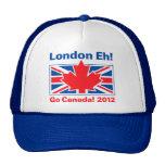 London Eh! Cap