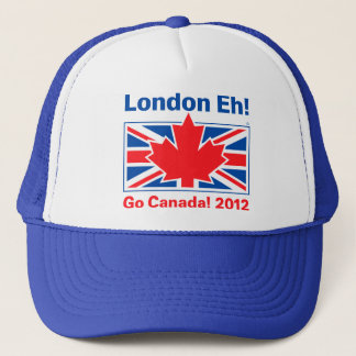London Eh! Trucker Hat