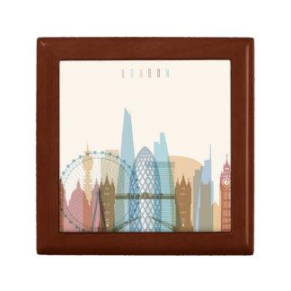 London, England | City Skyline Gift Box