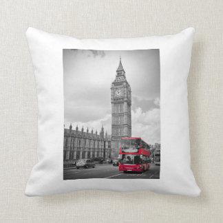 London England Pillow